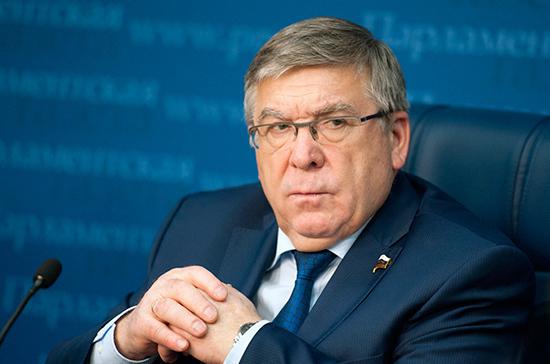 Рязанский рассказал о поправках ко второму чтению пенсионного законопроекта