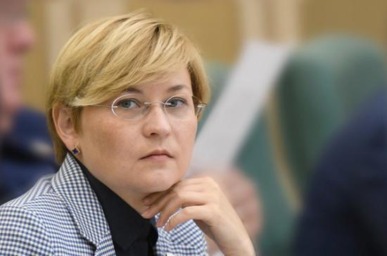 Сенатор Бокова поддерживает смягчение уголовного наказания за репосты