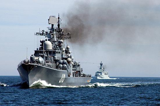 Корабли Балтийского флота задействуют в форуме «Армия-2018»