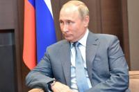 Путин: Россия и Финляндия заинтересованы в укреплении сотрудничества по безопасности