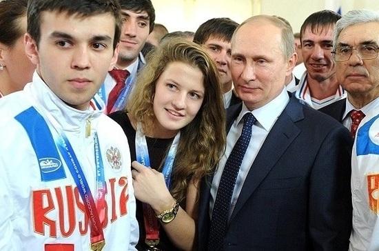 Путин приветствовал участников чемпионата мира-2018 по самбо среди школьников