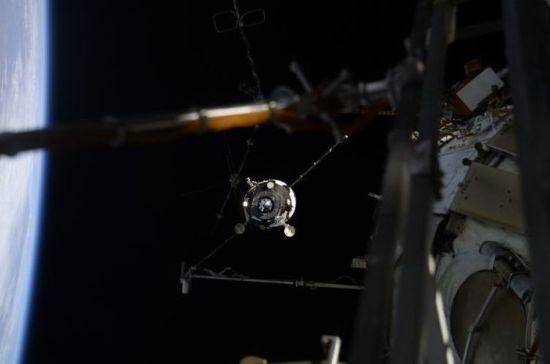 Грузовой корабль «Прогресс МС-08» отстыковался от МКС
