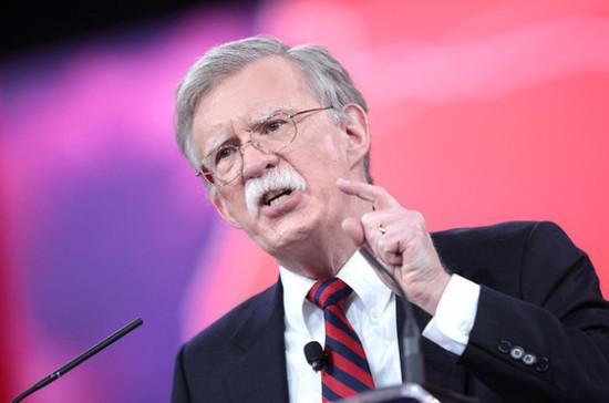 Болтон рассказал, при каком условии США отменят антироссийские санкции