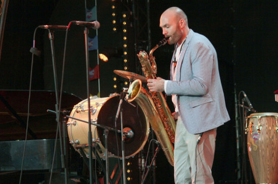 В Крыму открылся фестиваль Koktebel Jazz Party