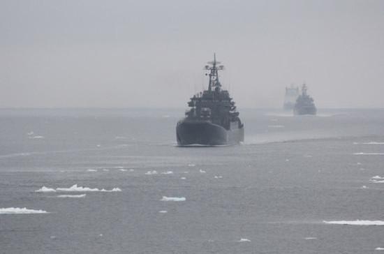 Два фрегата пополнят соединение ВМФ в Средиземном море