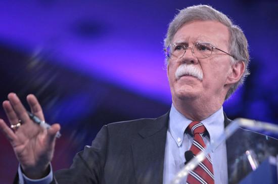 СМИ: Болтон предупредил Патрушева о готовности США нанести удар по Сирии