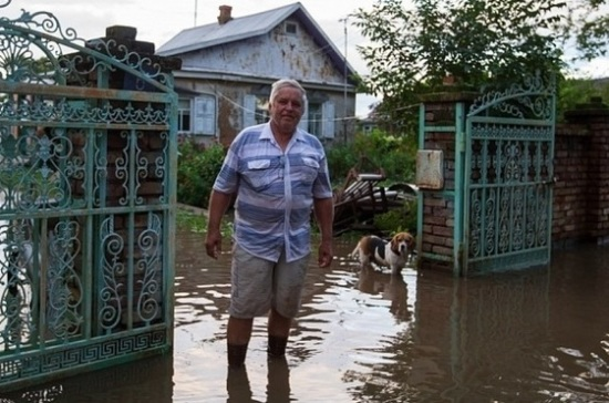 Режим ЧС из-за паводков ввели в четырех районах Приморья