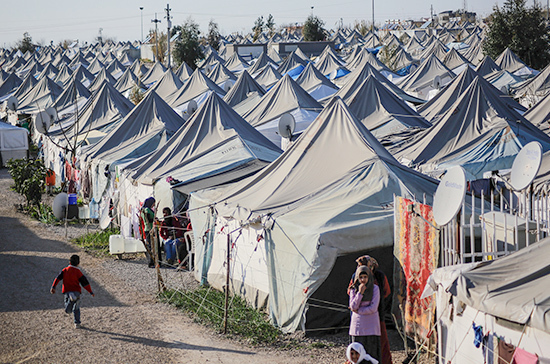 Европе предрекли новый поток беженцев из-за угроз США по Сирии