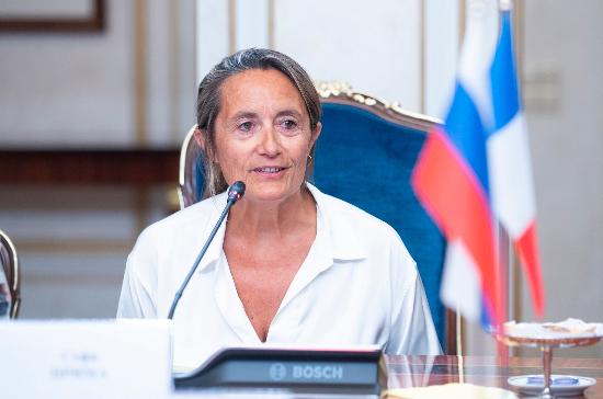 Французский сенатор планирует участвовать в работе Второго Евразийского женского форума