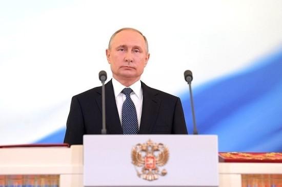 Путин: оказание поддержки детям с ограниченными возможностями делает общество полноценным