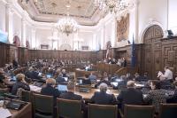 Лидеры правящей партии Латвии разошлись в вопросе сотрудничества с «Согласием»