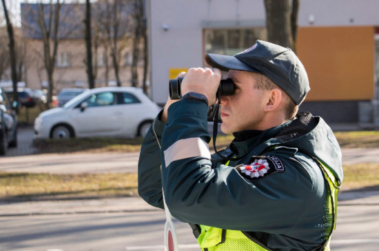 Полиция Литвы провела учения в связи с предстоящим визитом папы римского Франциска