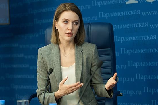 Аршинова прокомментировала роль «Единой России» в подготовке пенсионных изменений