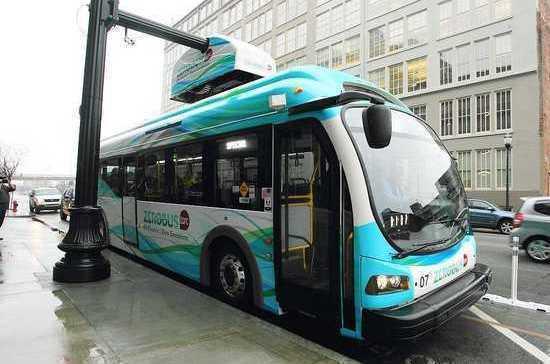 В Москве проезд в электробусах сделают бесплатным