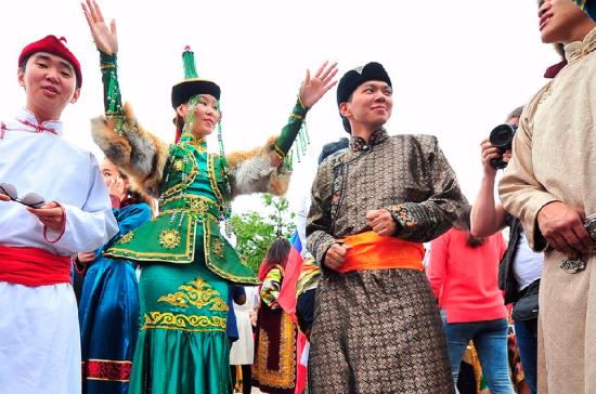 На Поклонной горе пройдёт фестиваль «Народы Москвы»