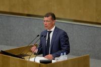 Пенсии должны расти с опережением инфляции, заявил Топилин