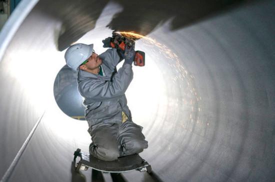 В России началась подготовка к строительству «Северного потока — 2»