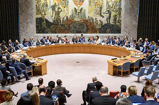 Россия заблокировала в Совбезе ООН попытку США расширить санкции по Северной Корее