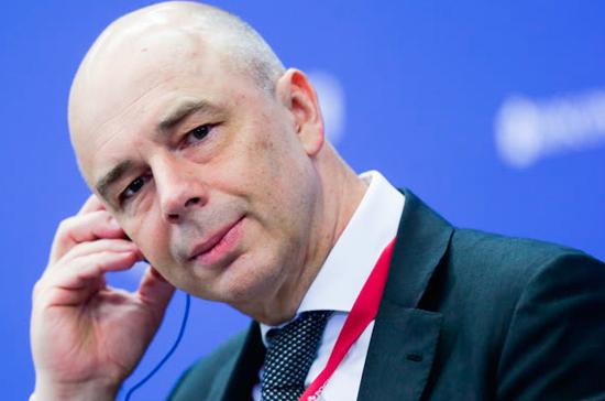 Силуанов: выплата дивидендов госкомпаниями в 50% чистой прибыли соответствует мировым стандартам
