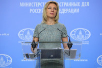 Захарова: ОЗХО подтвердила полное уничтожение всех объектов по производству химоружия в Сирии