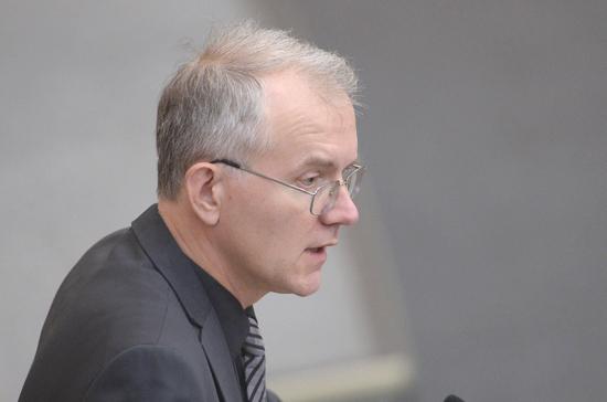 Шеин предложил создать две рабочие подгруппы по доработке пенсионного законодательства в Госдуме