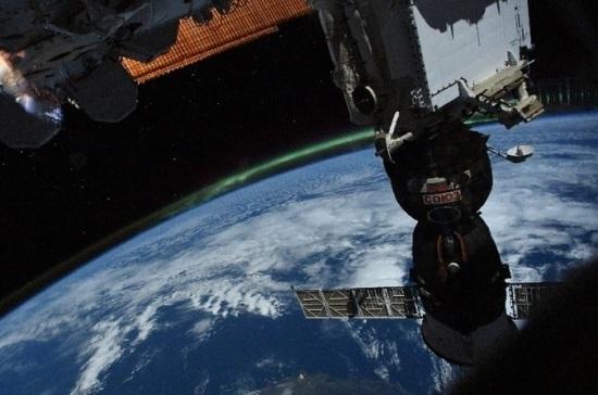 На космическом корабле «Союз» может появиться вторая заплатка