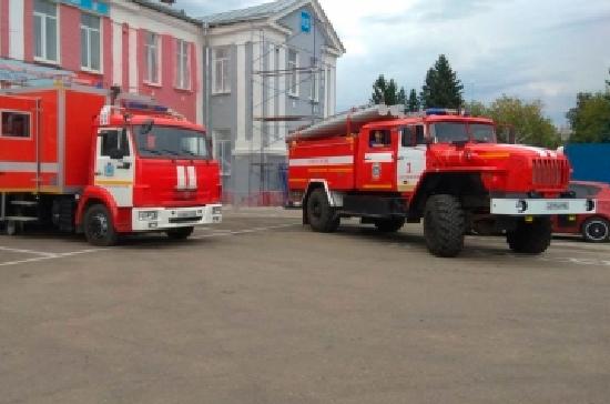 Пожар на заводе ОПК в Нижегородской области локализован