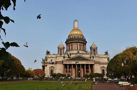 В петербургском Заксобрании требуют полицейской реакции на распространение АУЕ