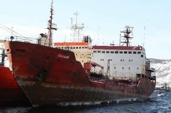 Суд в Южной Корее продлил арест трёх российских моряков с судна «Палладий»
