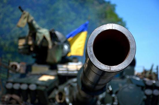 Украинские военные готовят наступление в Донбассе, заявили в ДНР