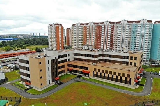 Ввод недвижимости в Москве вырос на 30% с начала года
