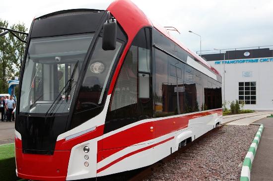 Петербургские трамваи «Лев» и «Львёнок» отправили на выставку в Берлин