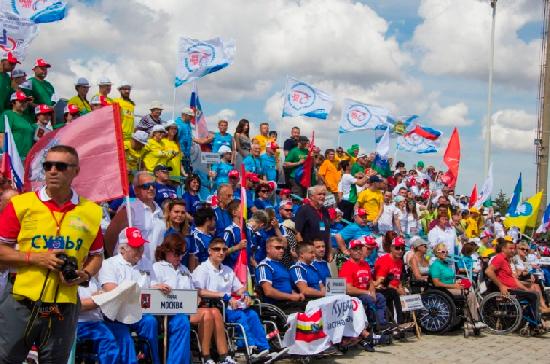 В Евпатории пройдёт физкультурно-спортивный фестиваль «ПАРА-КРЫМ 2018»