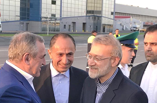 Делегация Меджлиса Ирана прибыла в Волгоград