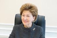 Карелова рассказала об особенностях Второго Евразийского женского форума
