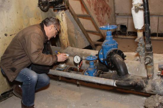 Минстрой предлагает отменить НДС при передаче работ по реконструкции объектов ЖКХ