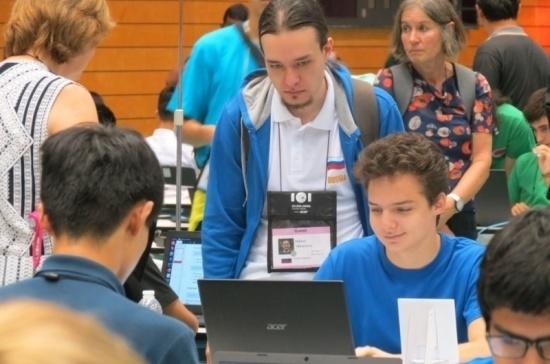 Российские школьники выиграли четыре медали на Международной олимпиаде по информатике