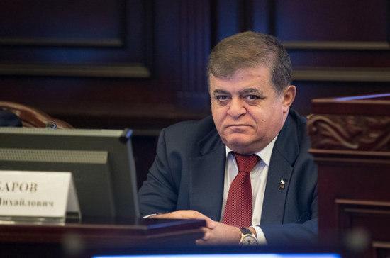 Джабаров: призывы шведских политиков заблокировать «Северный поток-2» — очередная попытка давления на Россию