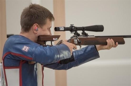 Россияне установили рекорд в стрельбе из винтовки с трёх позиций