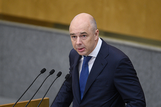 Силуанов рассказал, куда пойдут ресурсы от повышения НДС