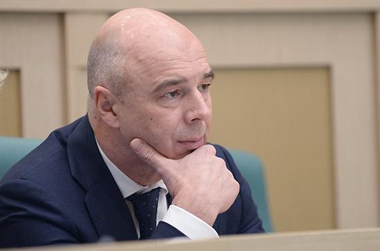 Силуанов объяснил падение рубля