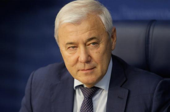 Упорядочивание неналоговых платежей позволит бизнесу развиваться, считает Аксаков