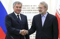 Россия и Иран будут дружить регионами