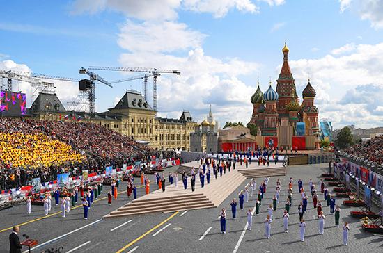 Москва опять удивит по случаю своего дня рождения
