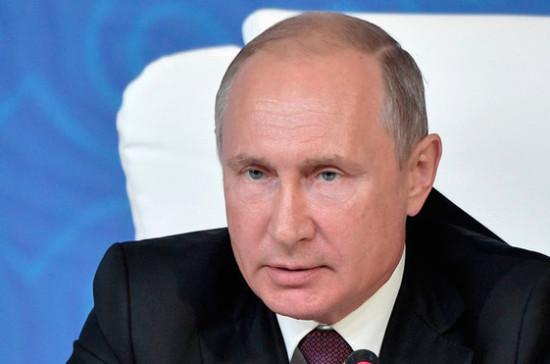Путин предупредил Эрдогана и Роухани о подготовке провокаций в Сирии