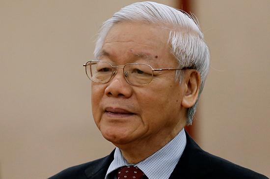 Компартия выбрала кандидата в президенты Вьетнама