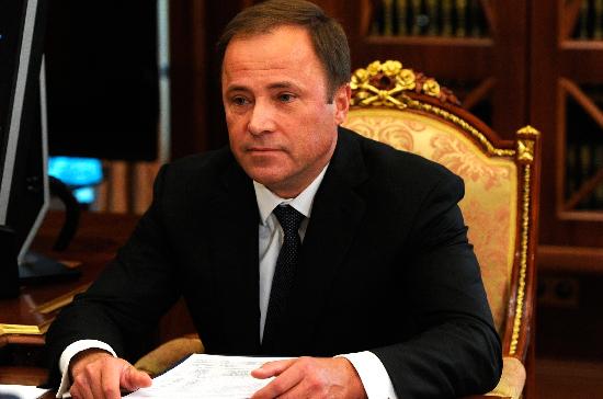 В Госдуме прокомментировали назначение Комарова полпредом Приволжского федерального округа