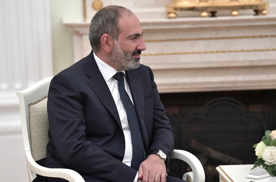 Пашинян: в отношениях России и Армении нет ни одной проблемы