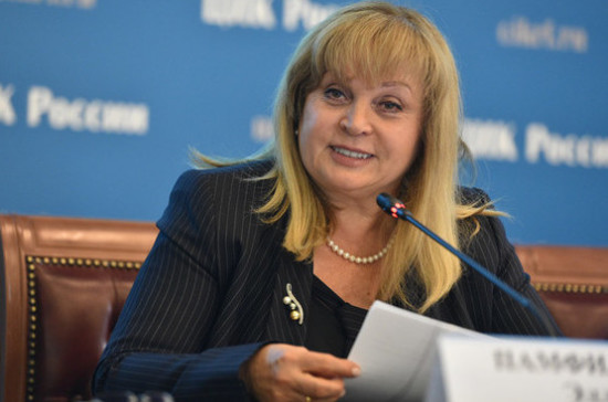 Элла Памфилова заявила, что не обижается на Владимира Жириновского