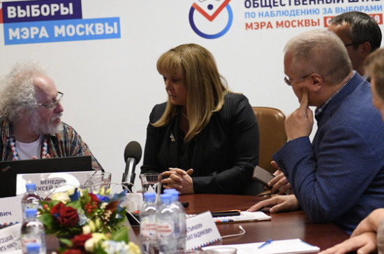 В Центризбирком не поступало жалоб о вбросе бюллетеней в Ростовской области